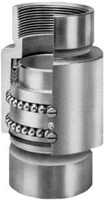 V-Ring Swivel Joints