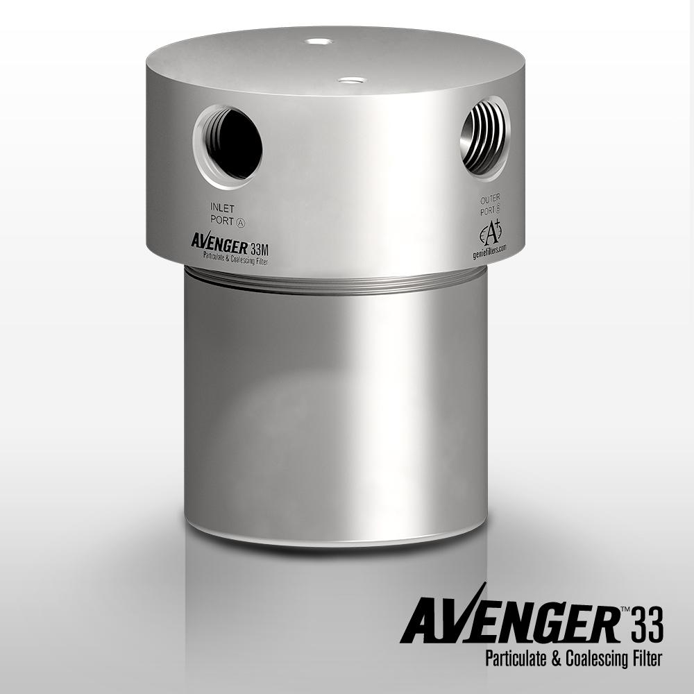 Avenger 33 Particulate Coalescing Filter