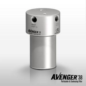 Avenger 38 Particulate Coalescing Filter