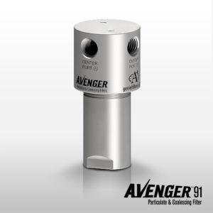 Avenger 91 Particulate Coalescing Filter