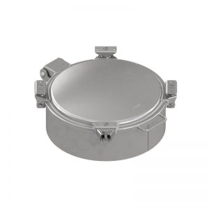 Non-ASME, 20″ Shallow Dish, 4 Hold Down, 5 psi MAWP, Model 8327