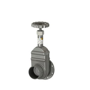 3″ and 4″ Manual Gate Valve (Replaceable O-ring Seat)