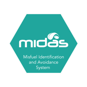 Midas – Misfuel / Crossover Identification And Avoidance System