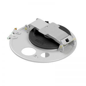 Model PAF 406-98, 16″ Offset Manhole, DOT 406 PRD